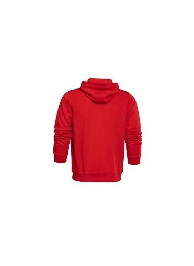 New Balance Erkek Fermuarlı Sweatshirt MPS021-CHR Renkli